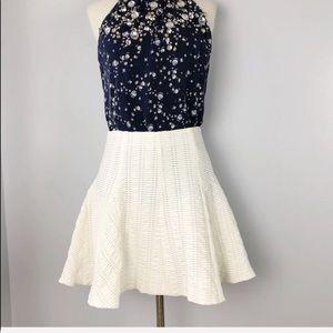 Rag & Bone Kate Weaved Mini Skirt